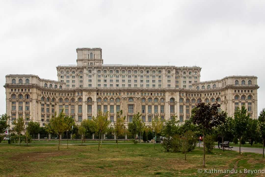 Palace of the Parliament Bucharest Romania-1-2