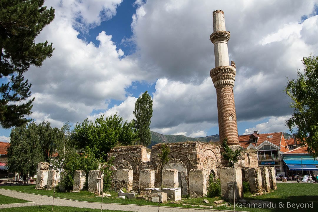 Charshi Mosque Carsija (Marketplace) Prilep Macedonia-2
