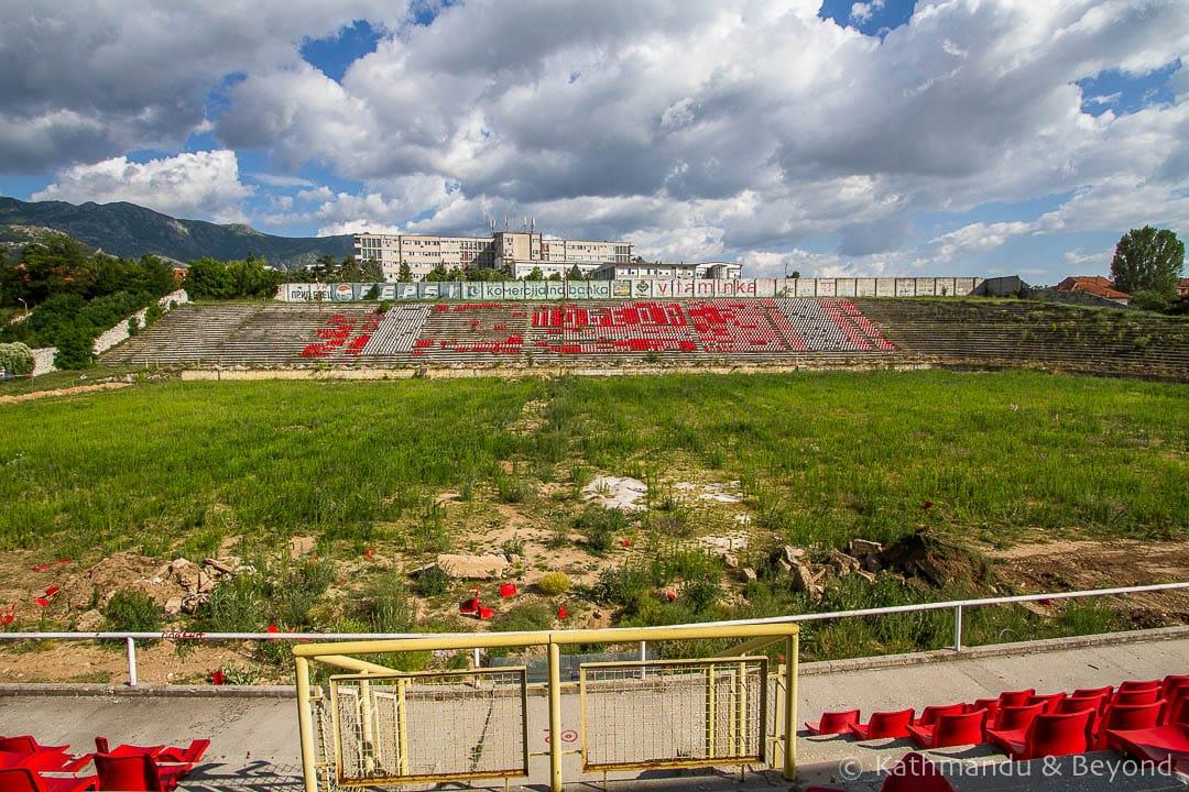 Goce Delcev Stadium Prilep Macedonia-3
