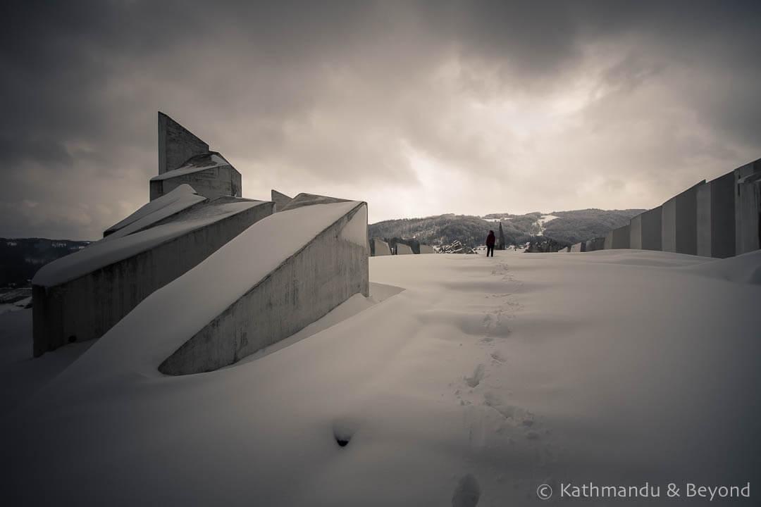 Kadinjaca Memorial Complex Uzice Serbia-16