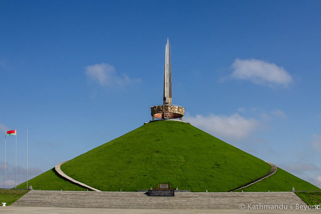 Mound of Glory Minsk Belarus-1-2