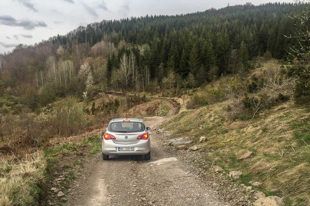 Serbia Road Trip - Our Experience of Renting a Car in Serbia