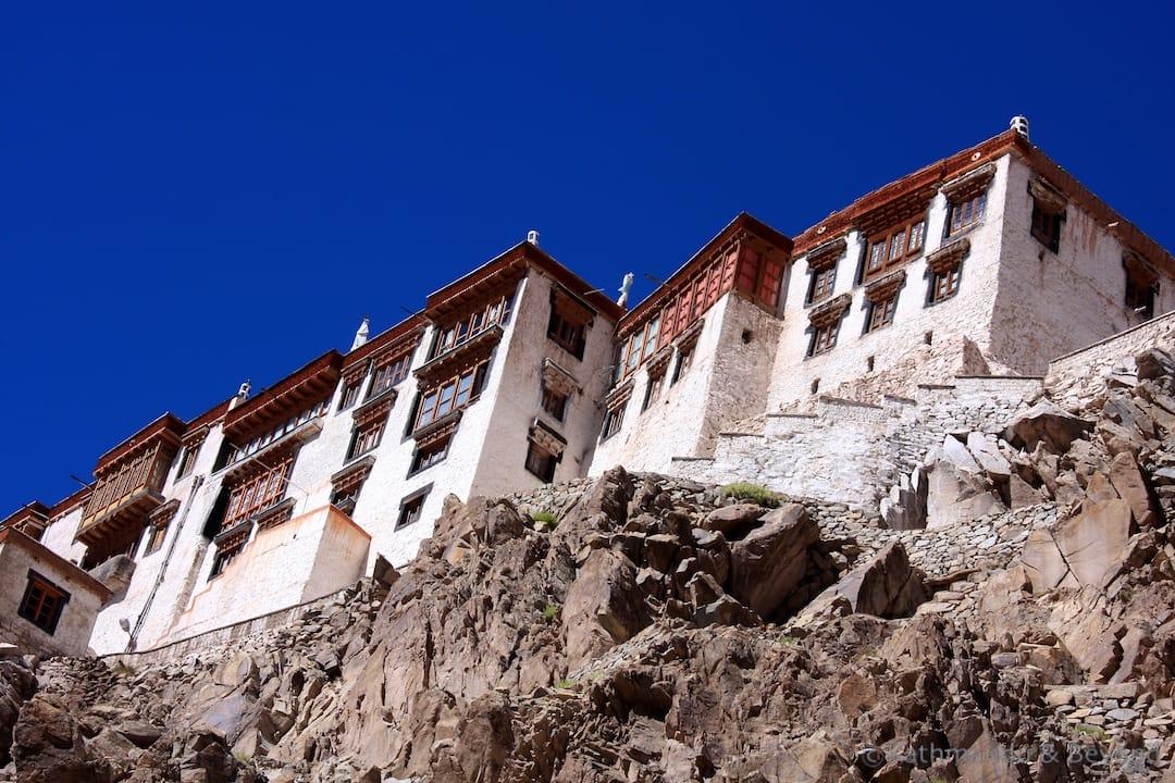 Stakna Monastery Ladakh India 2