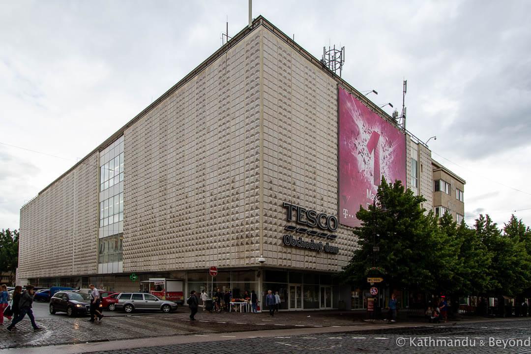 Tesco Store Main Square (Hlavne Namestie) Kosice Slovakia-2-2 (1)