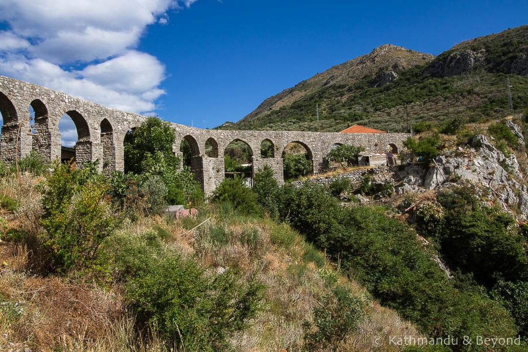 Bar Aqueduct Stari Bar Montenegro-1