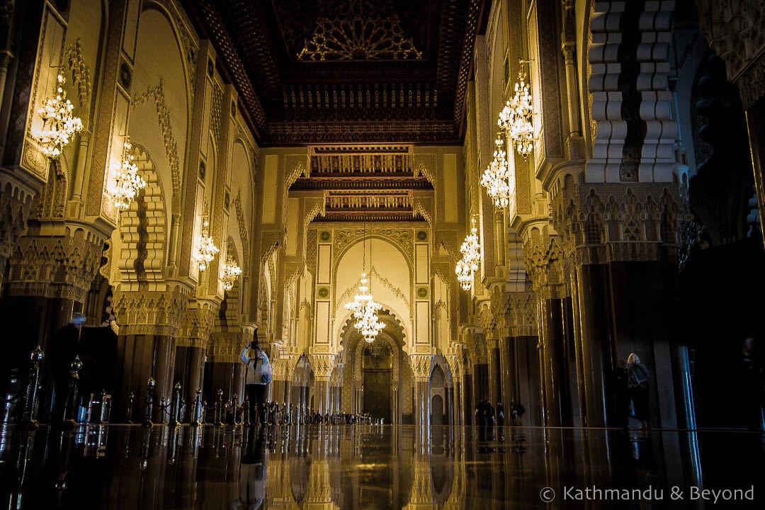 Hassan II Mosque Casablanca Morocco-20