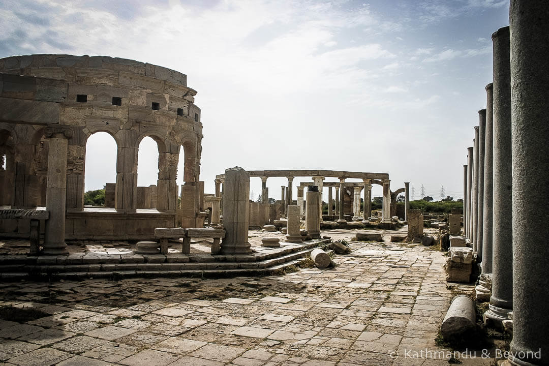 Leptis Magna 21