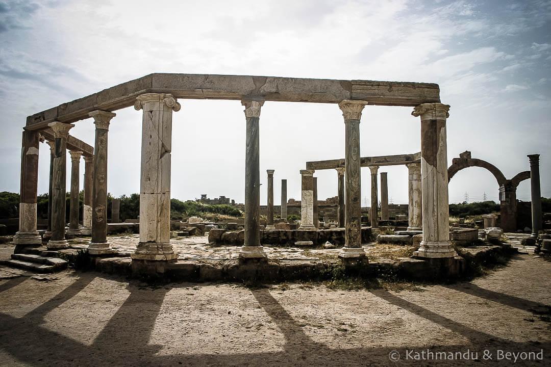 Leptis Magna 22