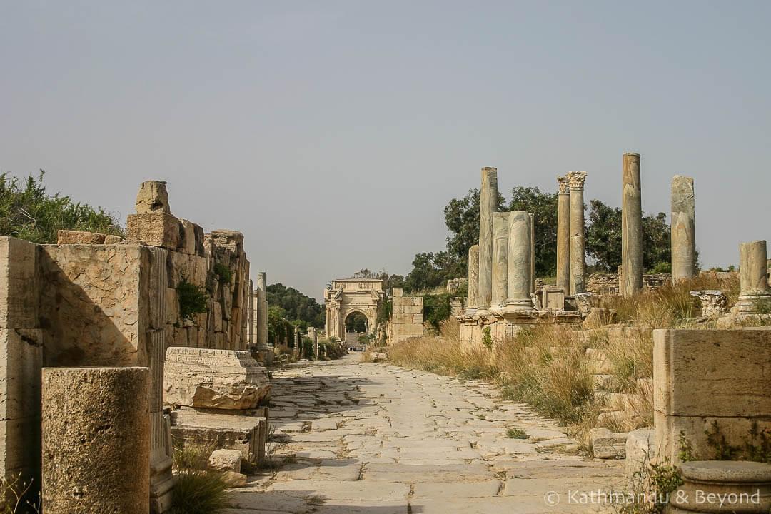 Leptis Magna 25
