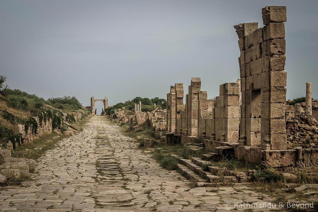 Leptis Magna 3