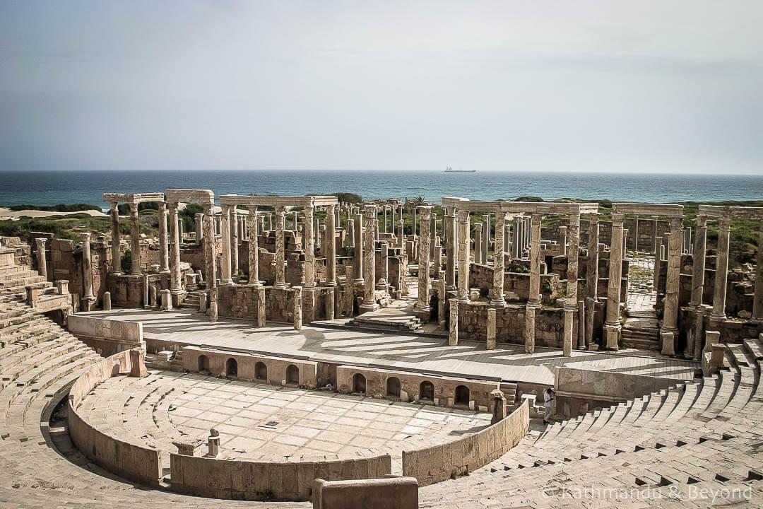 Leptis Magna 31