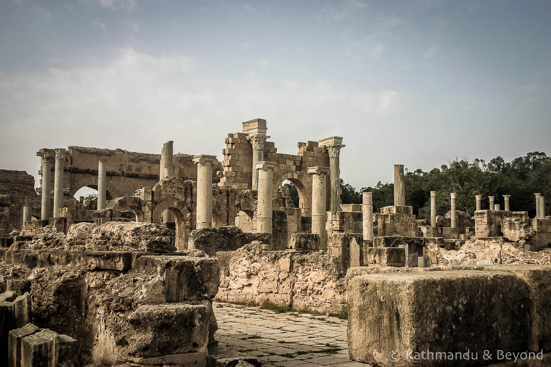 Leptis Magna 7