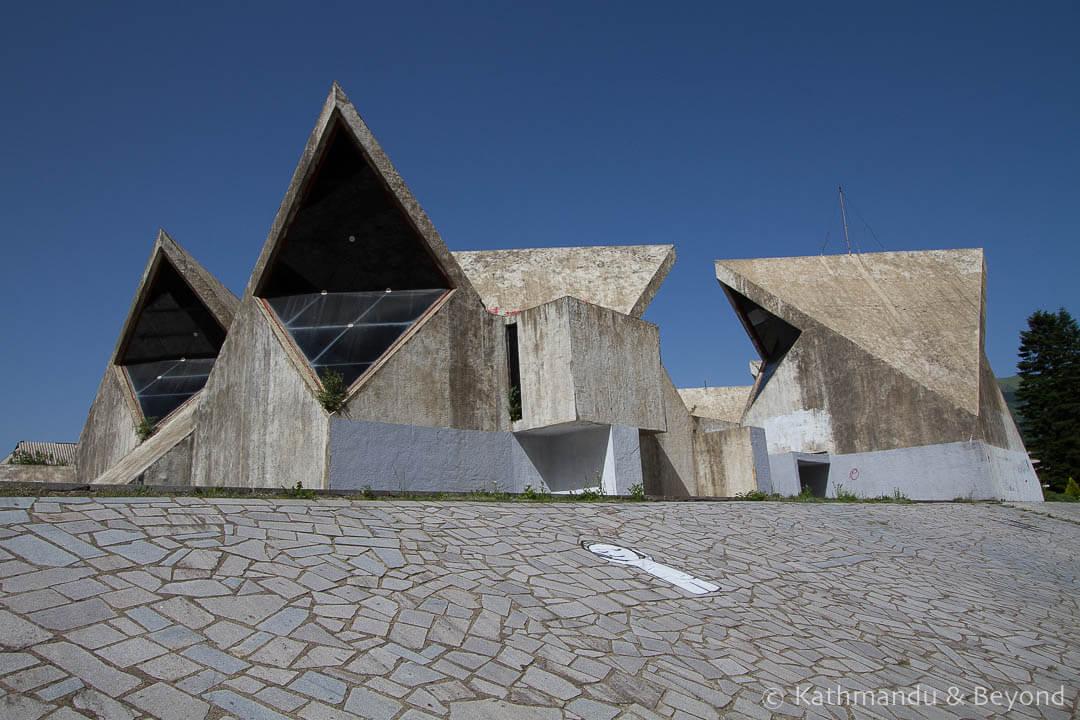 Spomen-dom (Kolasin Municipal Assembly) Kolasin Montenegro-9-2
