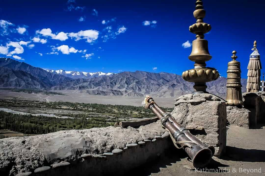 Thiksey Monastery Ladakh India 12-Edit