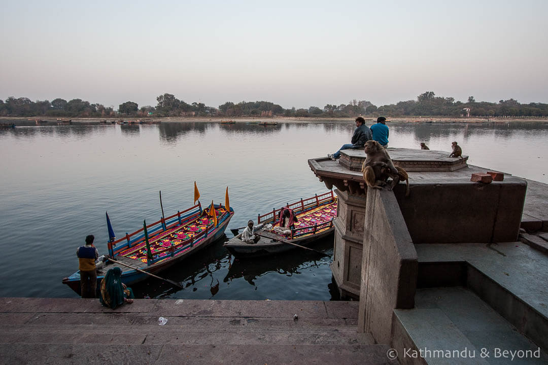 Vishram Ghat Mathura India