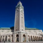 Visiting Hassan II Mosque in Casablanca, Morocco