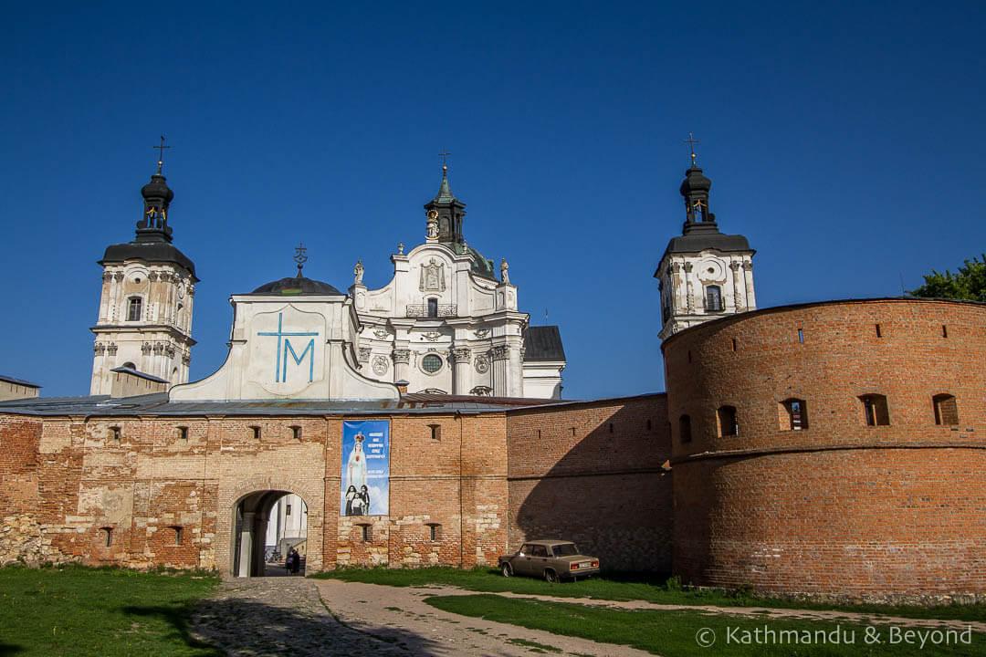 Carmelite Monastery Berdychiv Ukraine-1-2