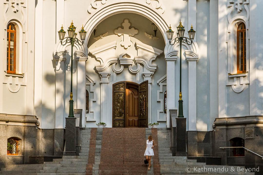 Church of the Holy Myrrh-Bearers Kharkiv Ukraine-1