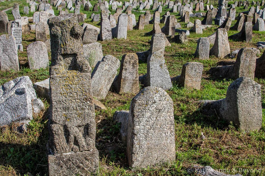 Jewish Cemetery Berdychiv Ukraine-7