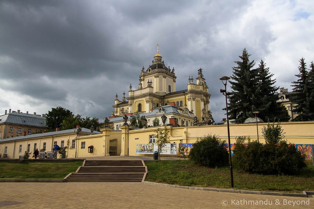 St.George's Cathedral Lviv Ukraine-4