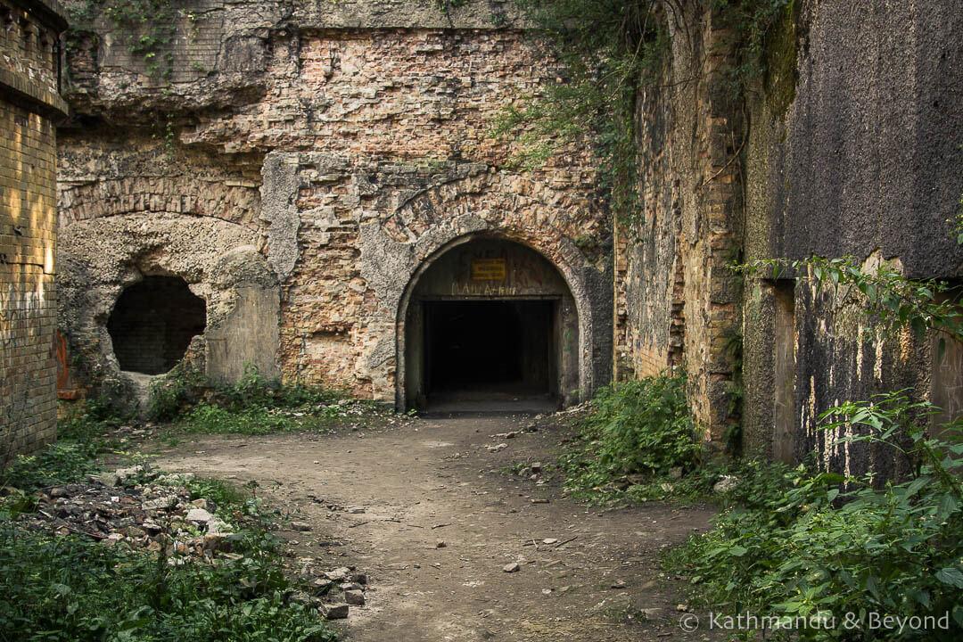 Tarakanovskiy Fort Dubno Ukraine-2