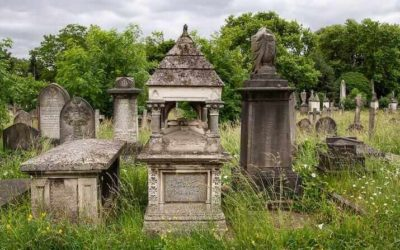 London's Magnificent Seven Cemeteries – Kensal Green Cemetery