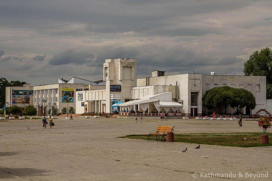 Town Centre Slavutych Ukraine-4-2