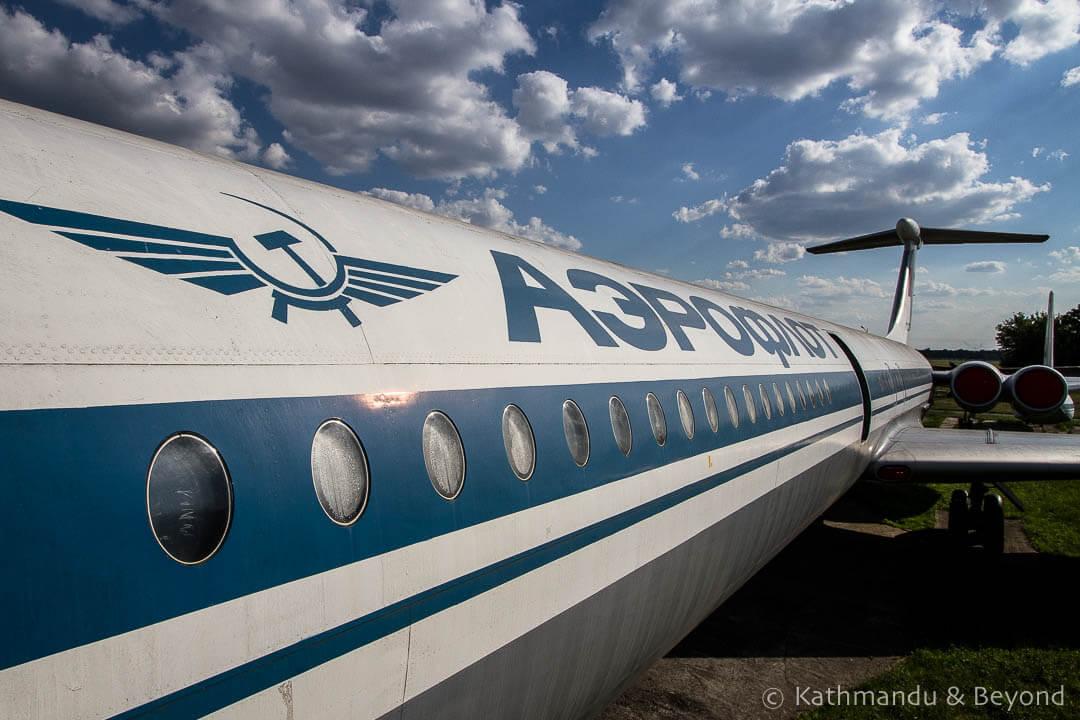 Ukraine State Aviation Museum Kiev Ukraine-57