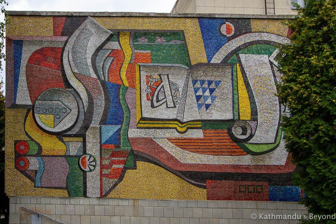 Taras Shevchenko Research Institute of the Printing Industry Lviv Ukraine