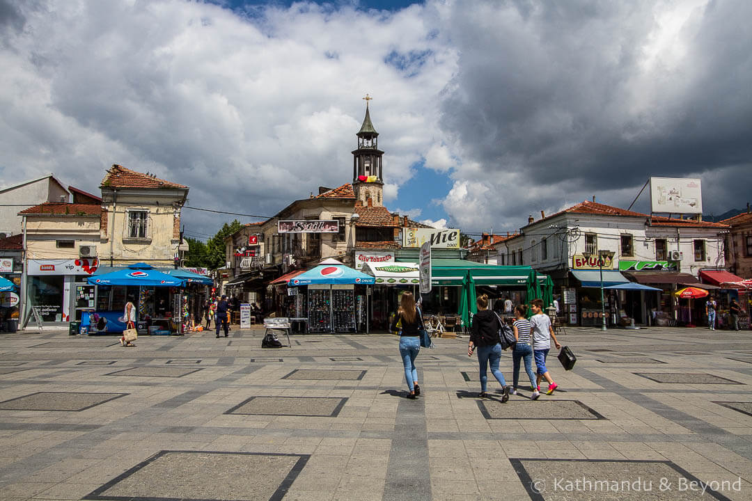 Carsija (Marketplace) Prilep Macedonia-1