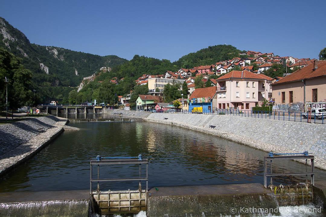 Detinja River Uzice Serbia-1