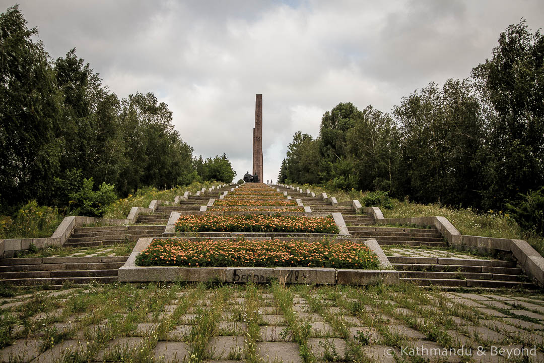 Glory Hill Memorial Park Rivne Ukraine-1-3