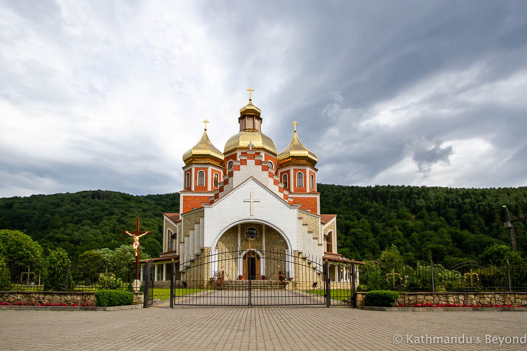 Greek-Catholic Church (Uniate Church) Yaremche Ukraine-3-2 (1)