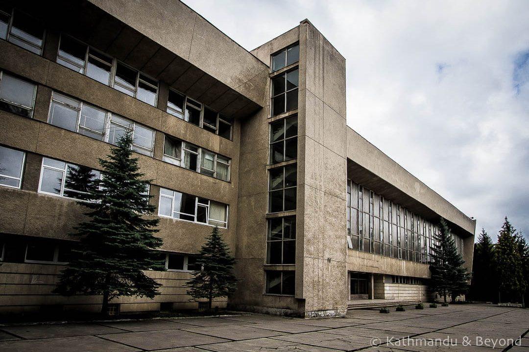Ivano Franko/Lviv University Sports Complex