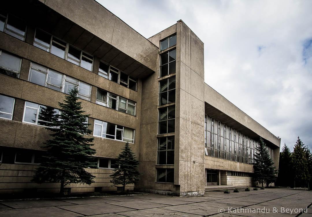 Ivano Franko Sports Complex Lviv Ukraine-3