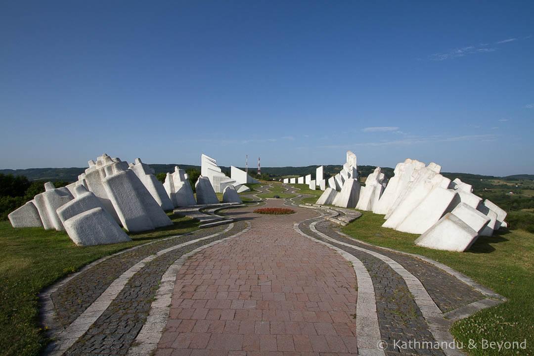 Kadinjaca Memorial Complex Uzice Serbia-3