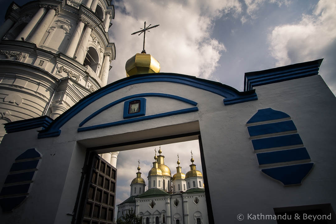 Khrestovozdvizhensky Monastery (Holy Cross Convent) Poltava Ukraine-4