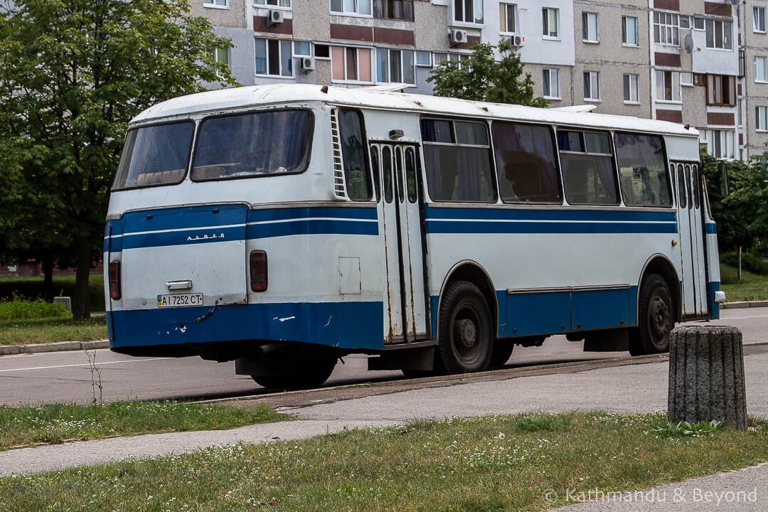 Leningrad Quarter Slavutych Ukraine-6