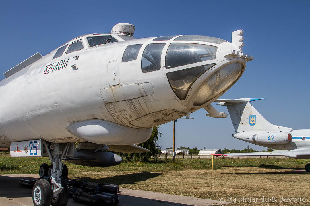 Long Range Aviation Museum (Poltova Airbase Museum) Poltava Ukraine-11