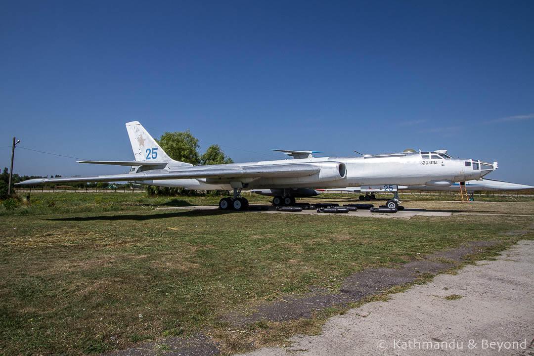 Long Range Aviation Museum (Poltova Airbase Museum) Poltava Ukraine-13