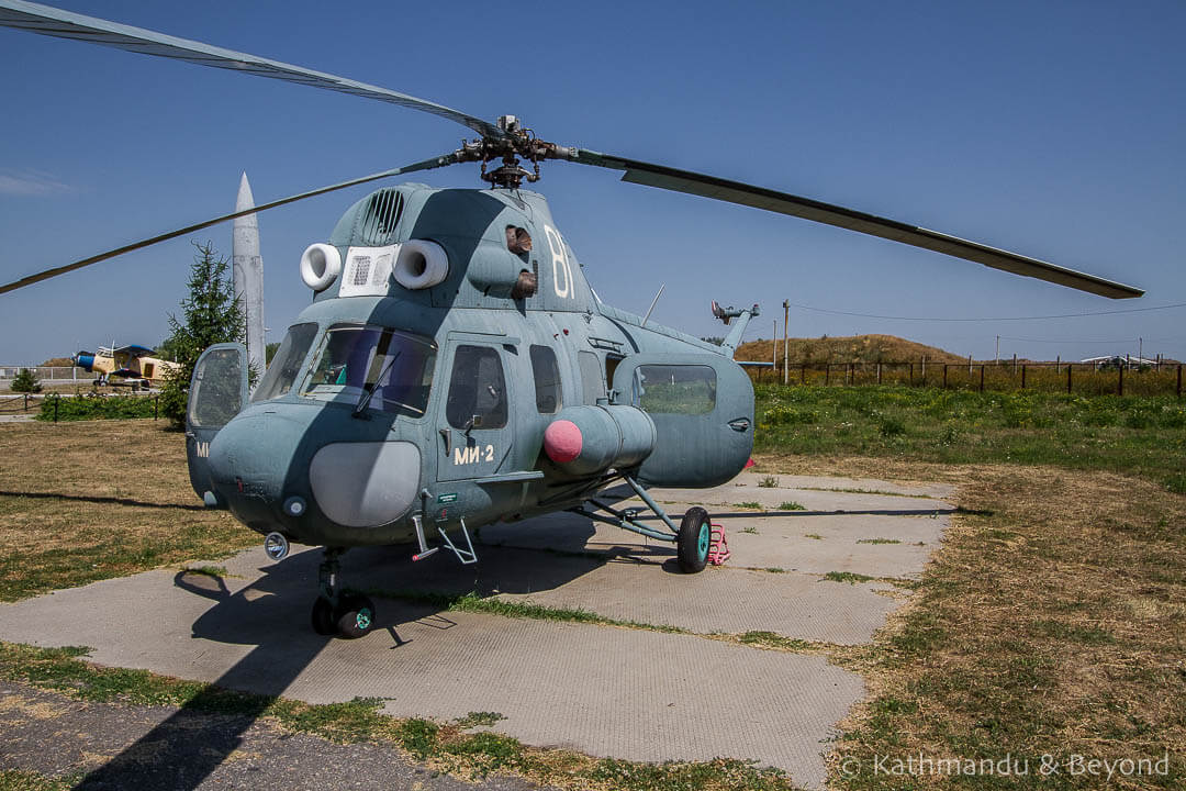 Long Range Aviation Museum (Poltova Airbase Museum) Poltava Ukraine-14