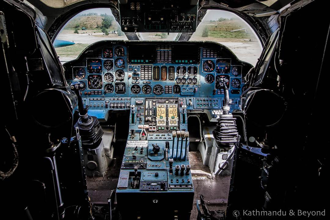 Long Range Aviation Museum (Poltova Airbase Museum) Poltava Ukraine-17