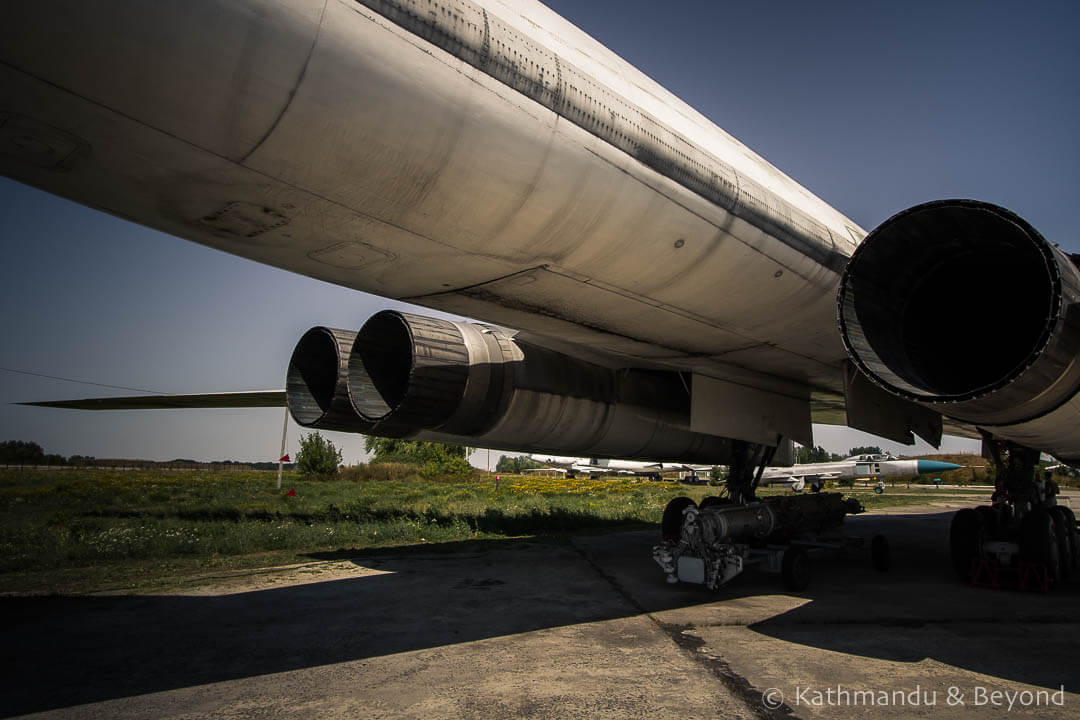 Long Range Aviation Museum (Poltova Airbase Museum) Poltava Ukraine-18