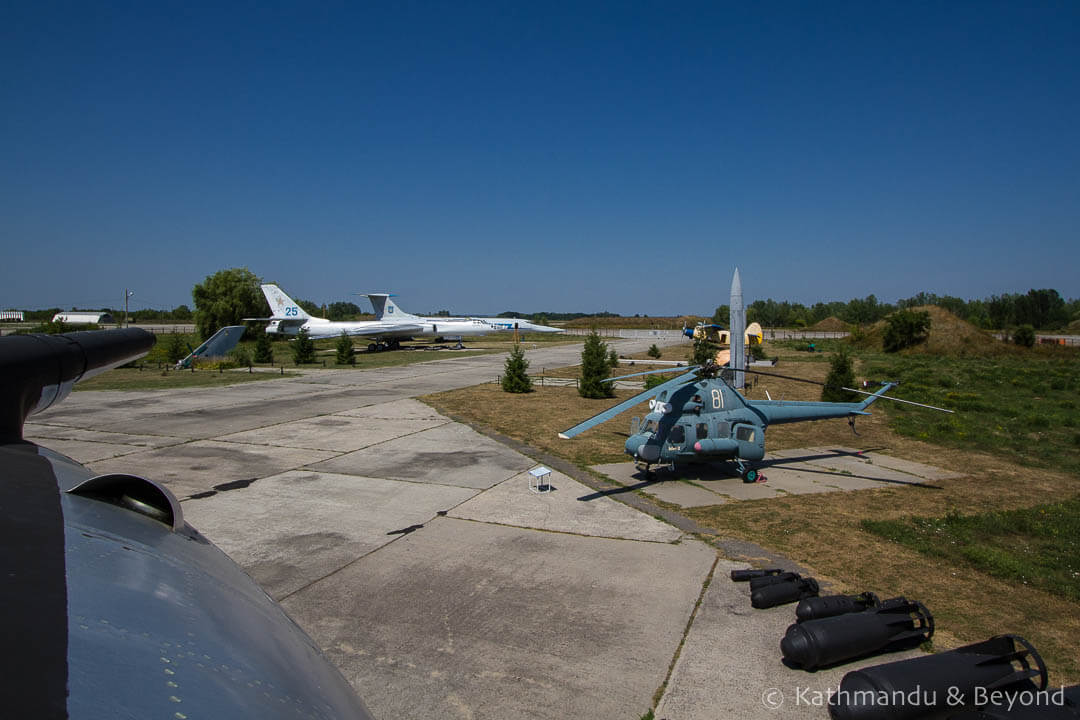 Long Range Aviation Museum (Poltova Airbase Museum) Poltava Ukraine-23