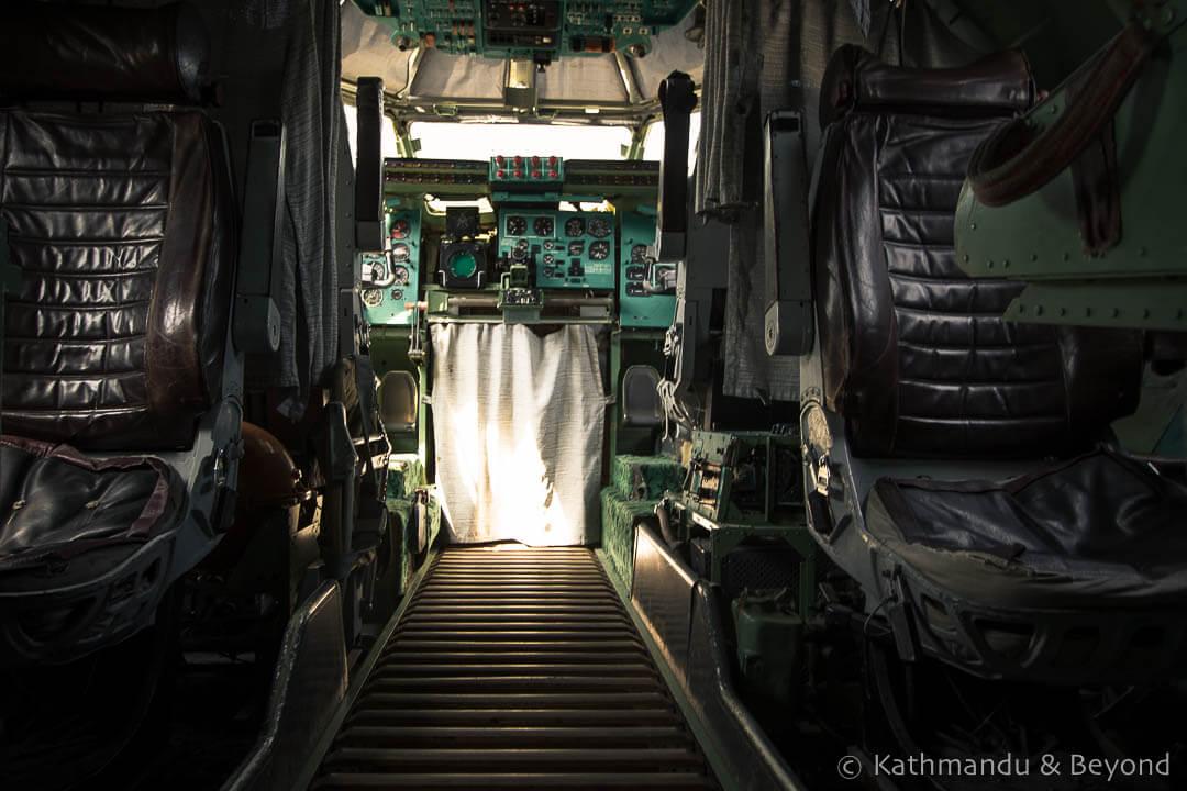 Long Range Aviation Museum (Poltova Airbase Museum) Poltava Ukraine-24