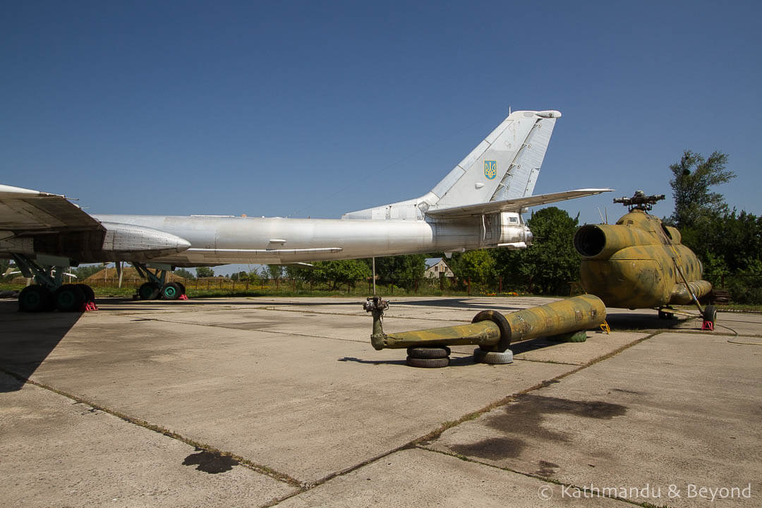 Long Range Aviation Museum (Poltova Airbase Museum) Poltava Ukraine-25