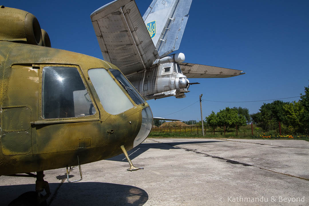 Long Range Aviation Museum (Poltova Airbase Museum) Poltava Ukraine-26