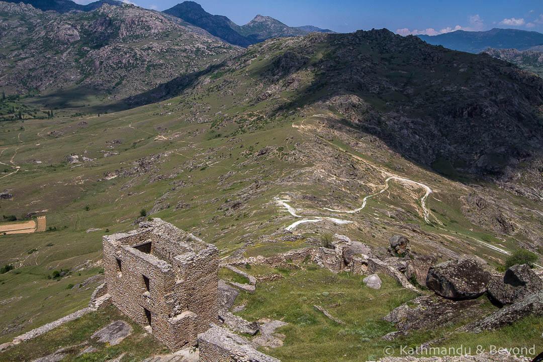 Markovi Kuli (Marko's Towers) Prilep Macedonia-5