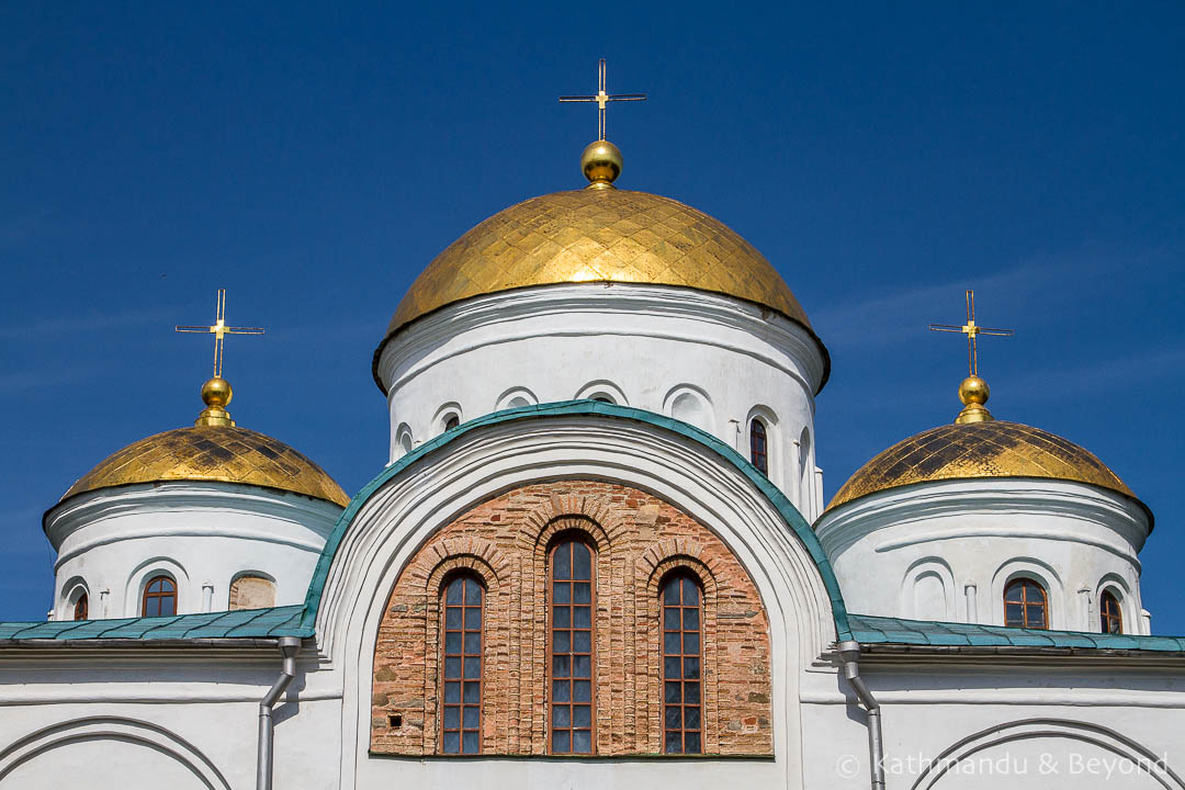 Spaso-Preobrazhensky Cathedral (The Saviour-Transfiguration Cathedral) Dytynets Chernihiv Ukraine-3