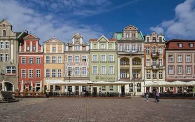 Suggested Itinerary to Poland, Czech & Slovakia: Warsaw to Kosice